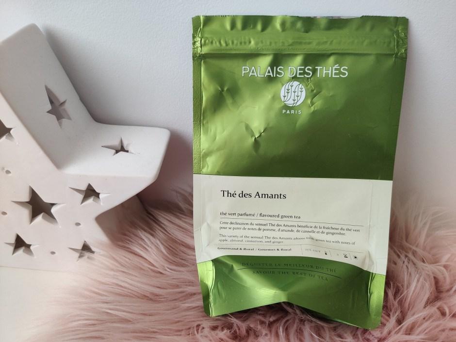 thé des amants vert le palais des thés