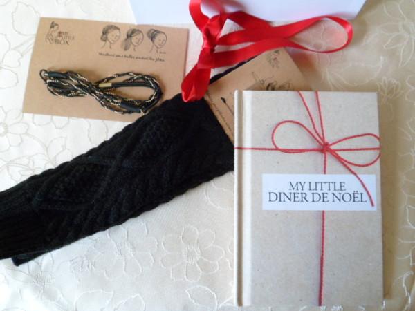 autres goodies my little santa box