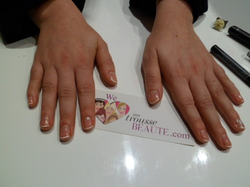 ongles finis paname
