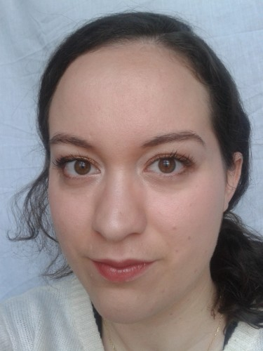 maquillage bronze réveillon
