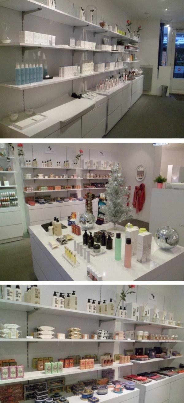 showroom anges peau douce