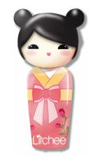 kokeshi parfums litchee