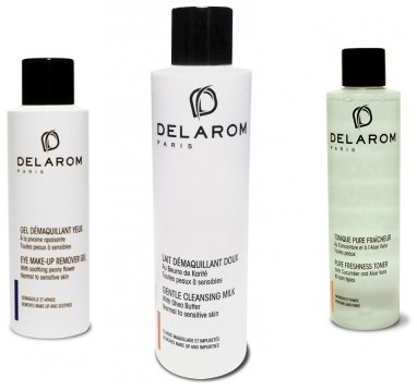 lot delarom concours démaquillage