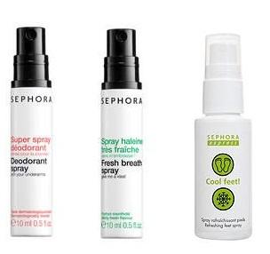 sephora express produits