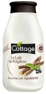 cottage lait réglisse