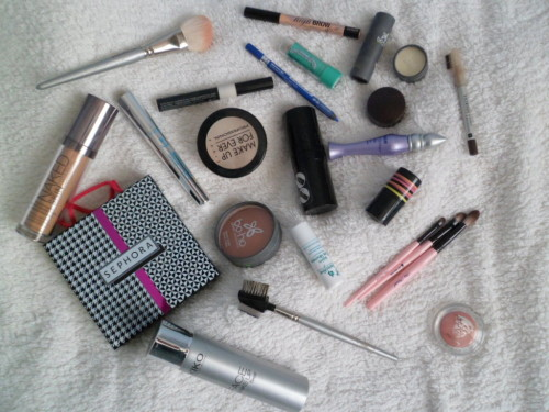 rituel maquillage complet