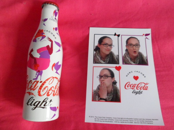 coca cola light marc jacobs