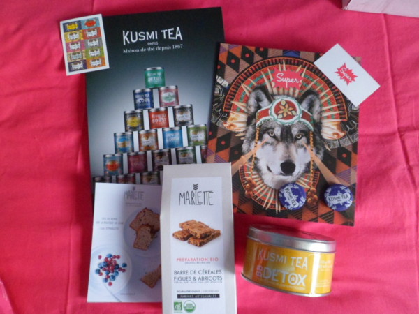 kusmi tea party bb detox