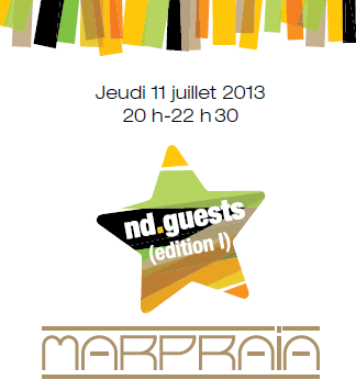 marpraia nd guests