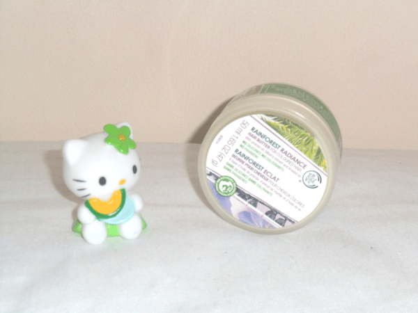 masque rainforest the body shop
