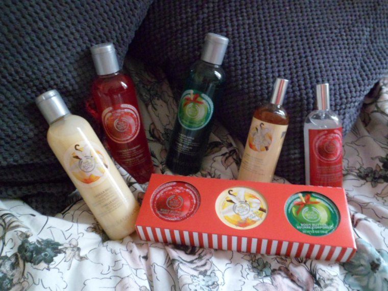 the body shop noel