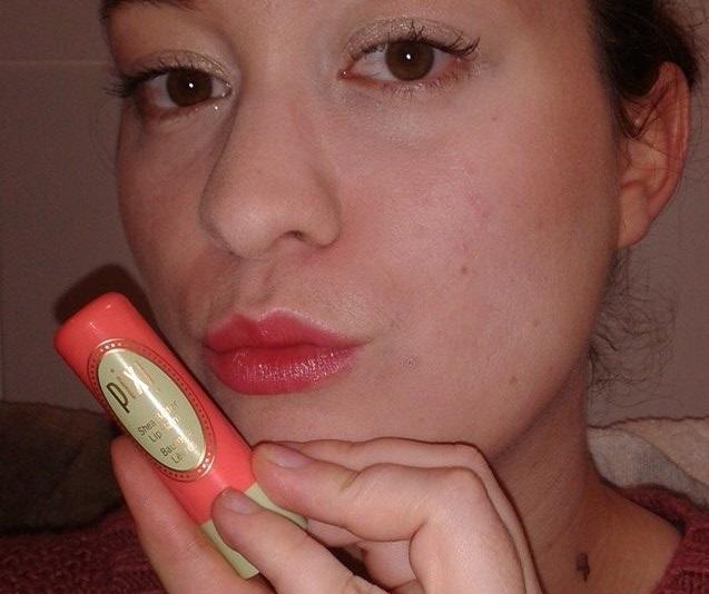 coral crush pixi lip butter