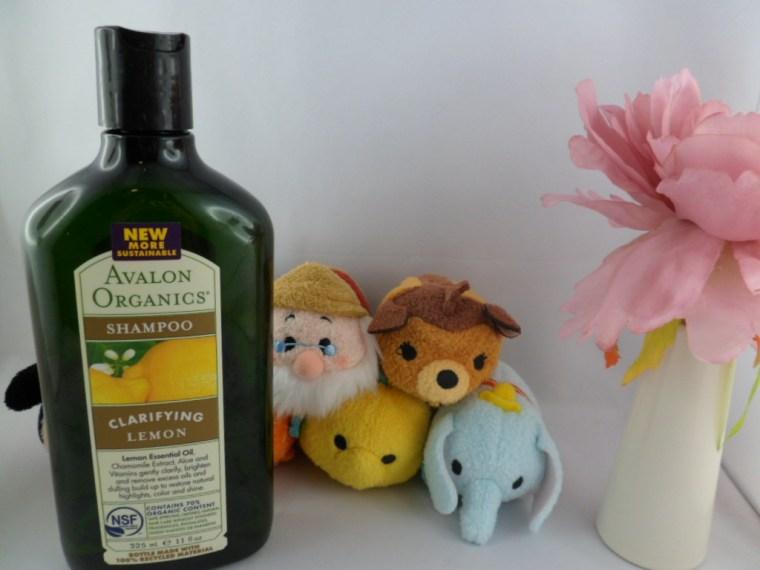 shampooing avalon organics
