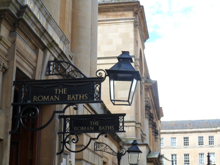 roman baths pump rooms