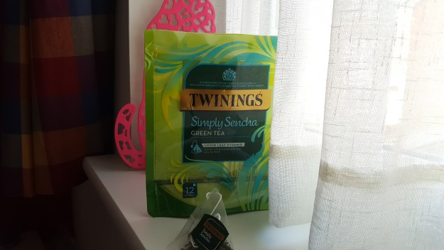 simply sencha twinings