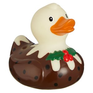 duck bath pudding