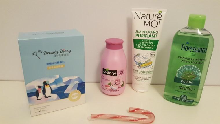 shampooins sans sulfate