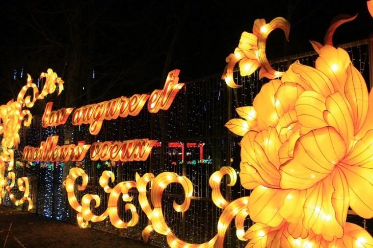 festival des lanternes gaillac bon augure