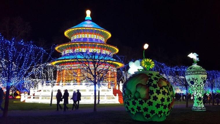 festival des lanternes gaillac palais