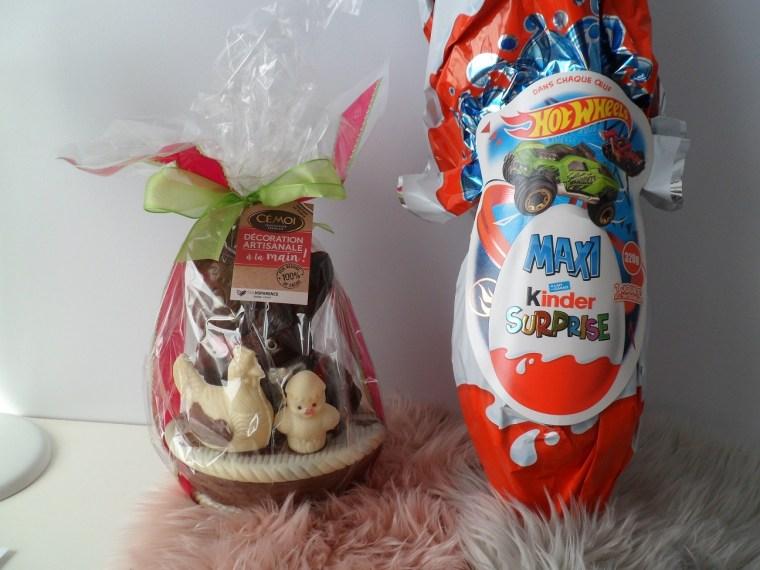 chocolats paques