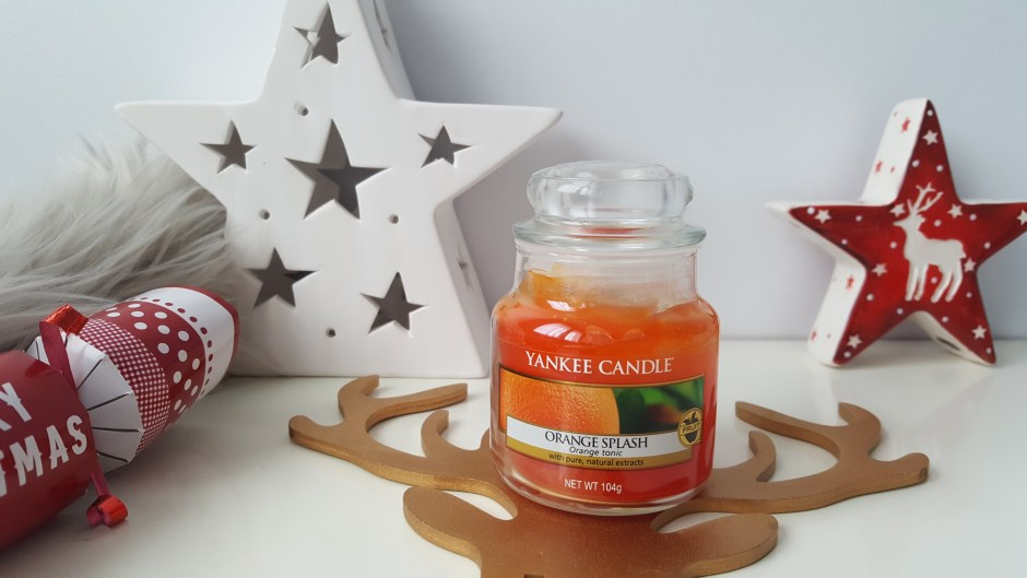 yankee candle orange tonic