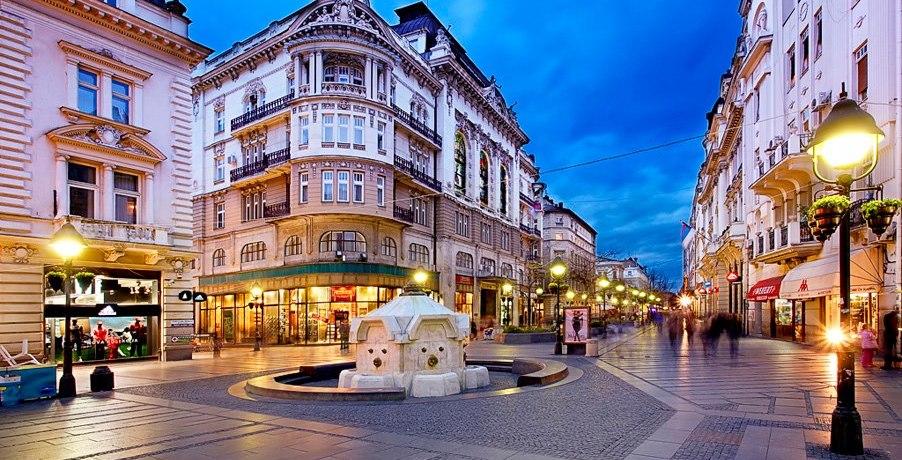 Profitez du charme de Belgrade