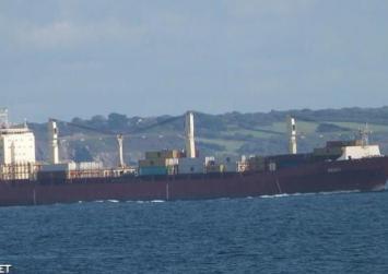 Σφακιά: Φορτηγό πλοίο έπλεε ακυβέρνητο λόγω μηχανικής βλάβης