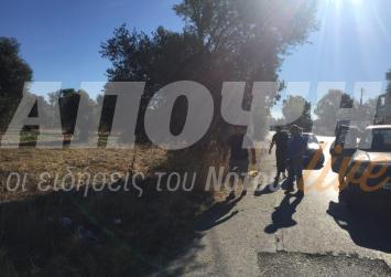 18 χρονη νεκρή σε τροχαίο στο δρόμο Μοίρες-Τυμπάκι