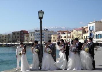 Η Κρήτη στους καλύτερους προορισμούς παγκοσμίως για γαμήλιο ταξίδι
