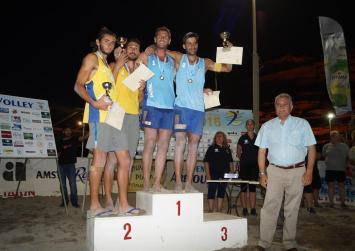Matala beach volley: Η μέχρι τώρα κατάταξη των ομάδων