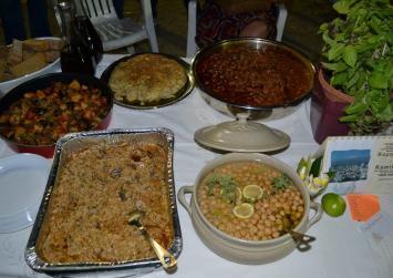 Γεύσεις από την τοπική κουζίνα της Μεσαράς στην 6η Γευσιγνωσία