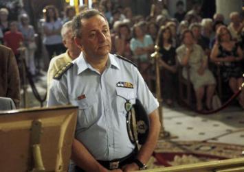 Θύμα άγριου ξυλοδαρμού ο διοικητής της Τροχαίας Αθηνών