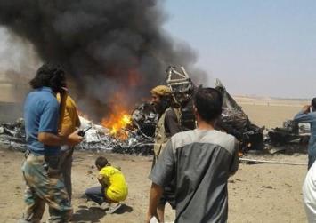 Ρωσικό ελικόπτερο καταρρίφθηκε στη Συρία