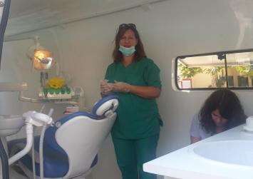 Προληπτικός οδοντιατρικός των παιδιών στη Βιάννο