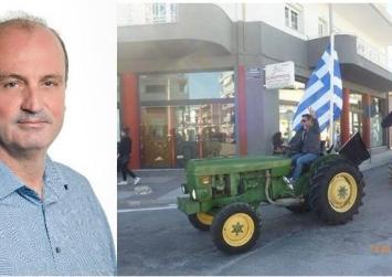 Στην Κρήτη ο πρόεδρος του ΕΛΓΑ