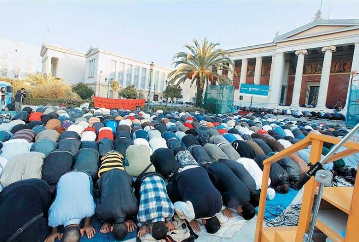 Έτσι θα λειτουργεί το μουσουλμανικό τέμενος στον Βοτανικό