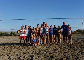 Με επιτυχία το ερασιτεχνικό τουρνουά beach volley του ΓΑΣΜ