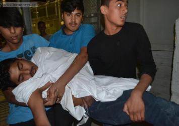 Ολονύχτια «μάχη» μεταξύ προσφύγων σε hotspot -Τραυματίστηκαν 5 παιδιά (φώτο)