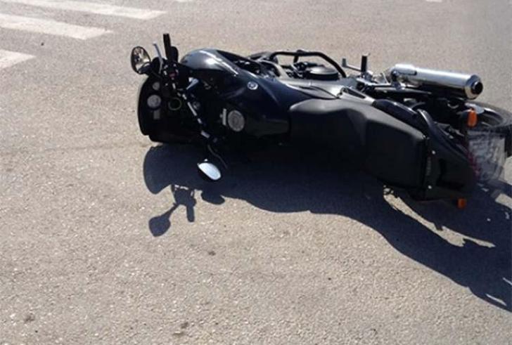 Ηράκλειο: 36χρονος οδηγός μηχανής διασωληνωμένος μετά από τροχαίο
