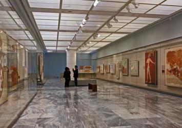 Στις πρώτες προτιμήσεις των επισκεπτών το Μουσείο Ηρακλείου και Κνωσός
