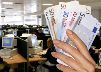 Μισθός 340 ευρώ για 17.577 εργαζόμενους