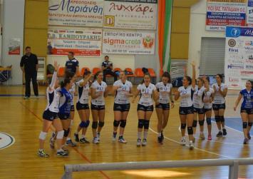 Δηλώσεις  προπονητή και παικτριών βόλεϊ  του ΓΑΣΜεσαράς μετά τη μεγάλη νίκη ( βίντεο)