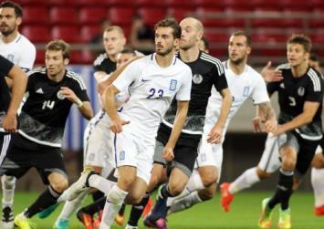 Φιλικό Ελλάδα-Λευκορωσία 0-1