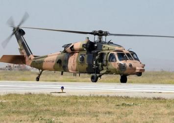 Τουρκικό ελικόπτερο στο ελληνικό FIR