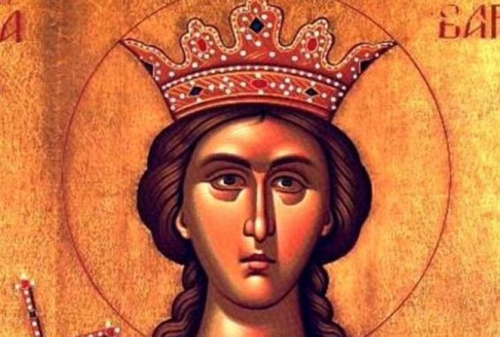 Σήμερα γιορτάζει η Αγία Βαρβάρα και το Πυροβολικό