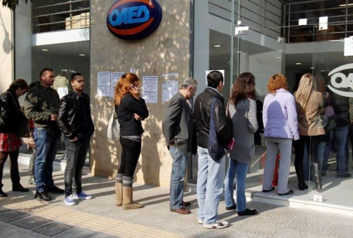 ΟΑΕΔ: Αύξηση της ανεργίας για τον μήνα Ιούλιο