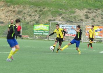 Φωτογραφίες από το ματς του Χειμάρρου με το Μαρτινέγκο