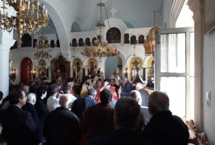 Ομιλίες όλες τις Κυριακές (5:45μμ) της Σαρακοστής στον Άγιο Γεώργιο Μοιρών