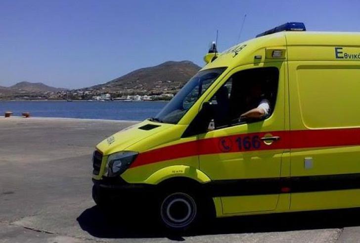 Νότια Κρήτη: Από το πλοίο στο νοσοκομείο 32χρονη…