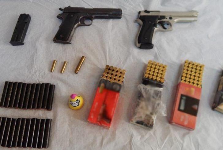 28χρονος Ρεθυμνιώτης συνελήφθη ετοιμοπόλεμος στο σπίτι του